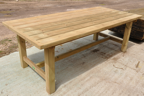 Hailey Wood Sawmill Garden Furniture